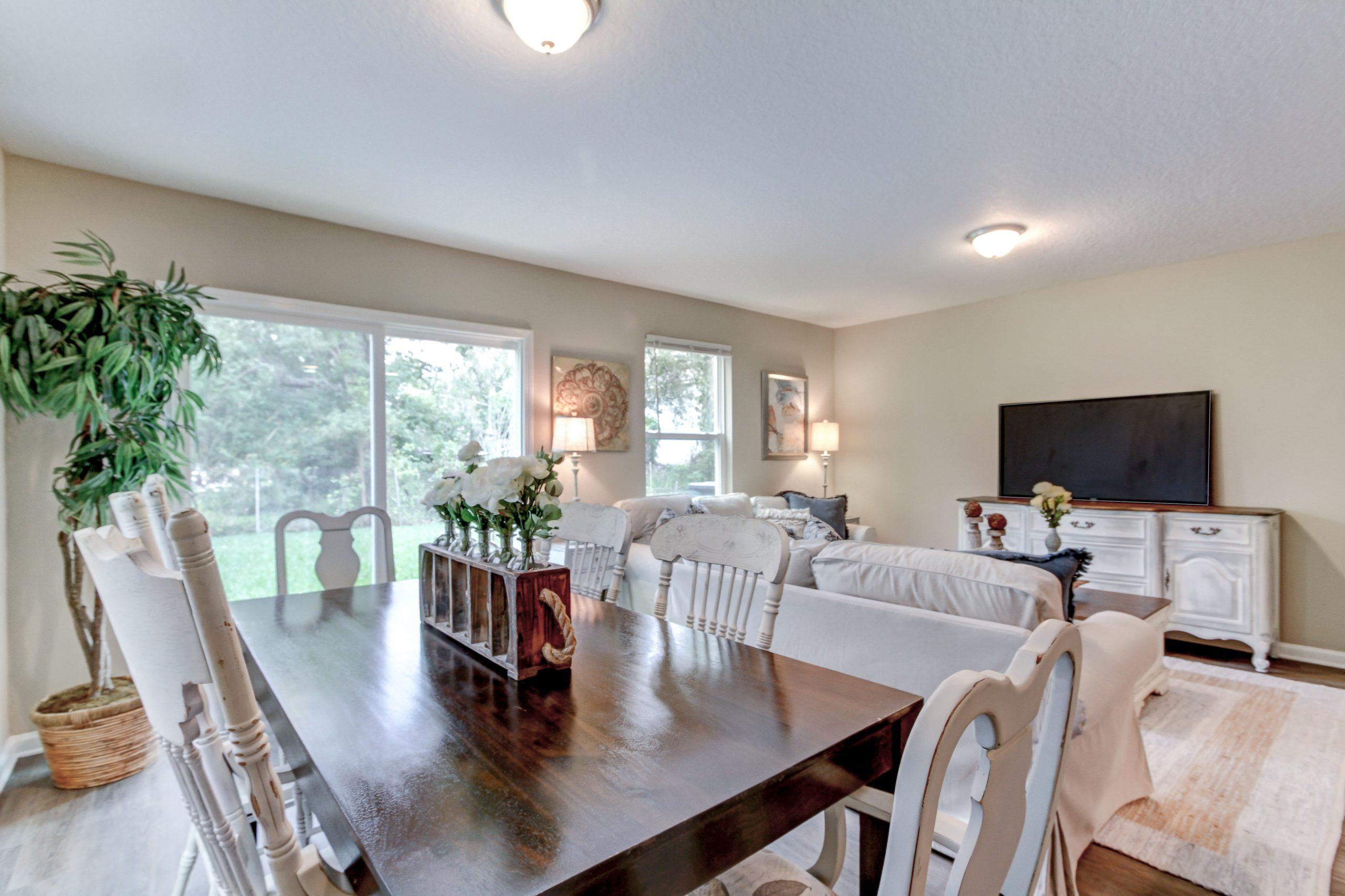 Cedar Village Interior Dining Room