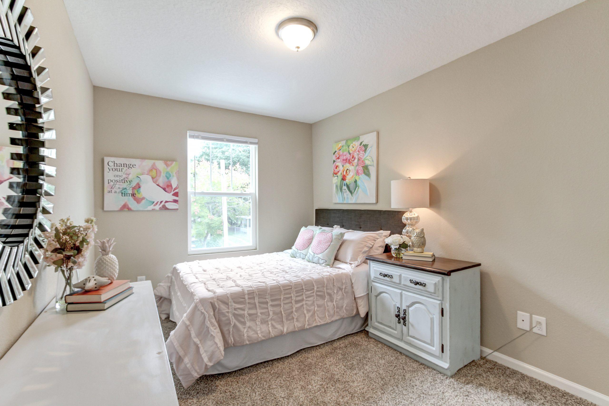 Cedar Village Interior Bedroom