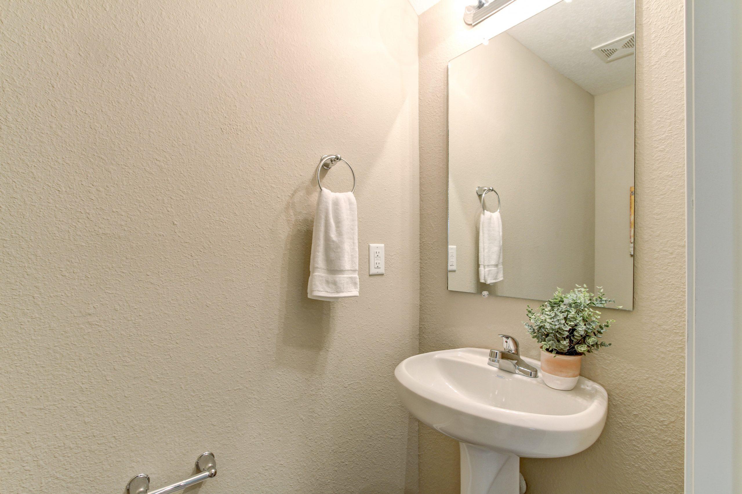 Cedar Village Interior Bathroom